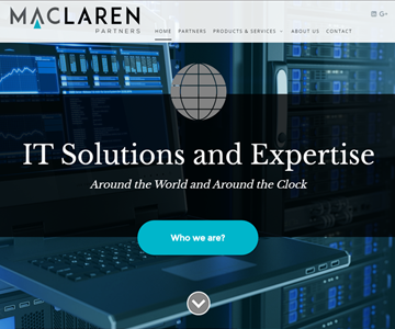 MaClarenPartners IT Solutions and Expertise