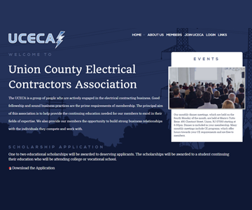 Electrical Contractor Association UCECA