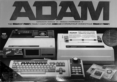 adam computer
